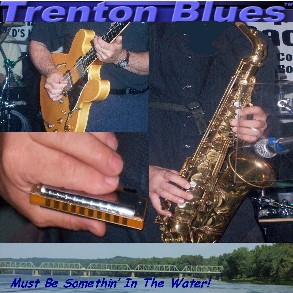 Trenton Blues CD